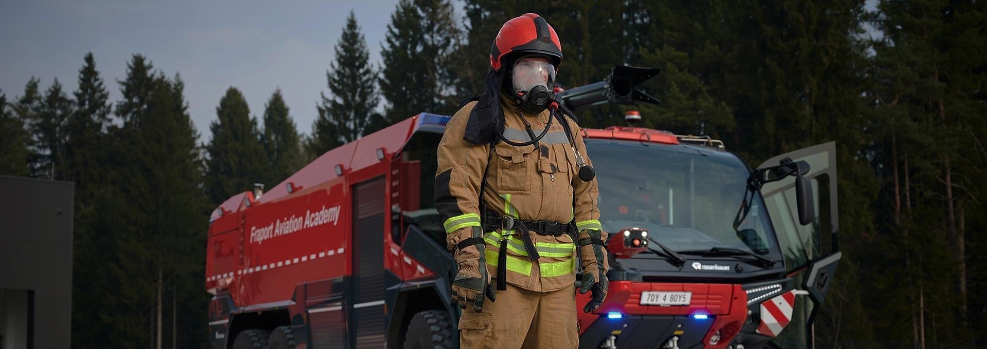 Wäschereilösüngen für die Feuerwehr