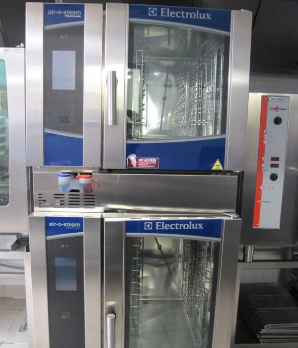 air-o-steam Touchline oven