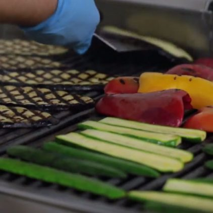 HP electric grill xp