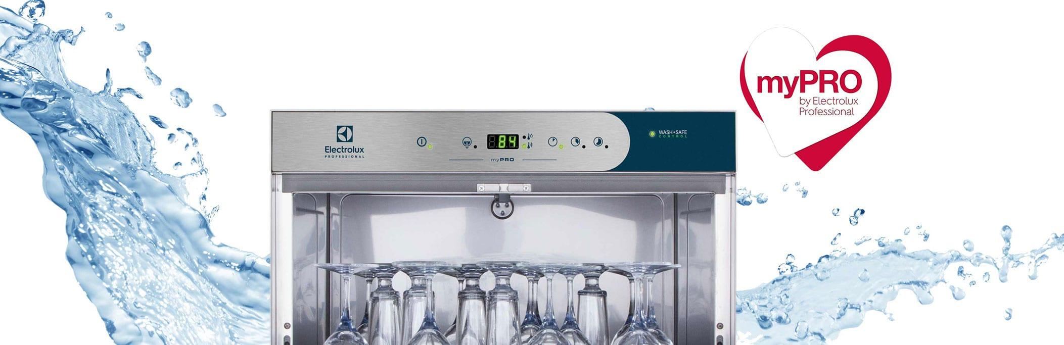 myPRO Untertischspülmaschine