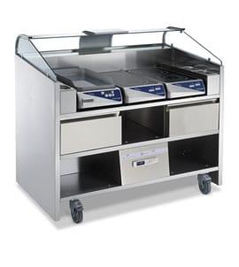 Med Libero Point har du den perfekte rammen om et mobilt køkken