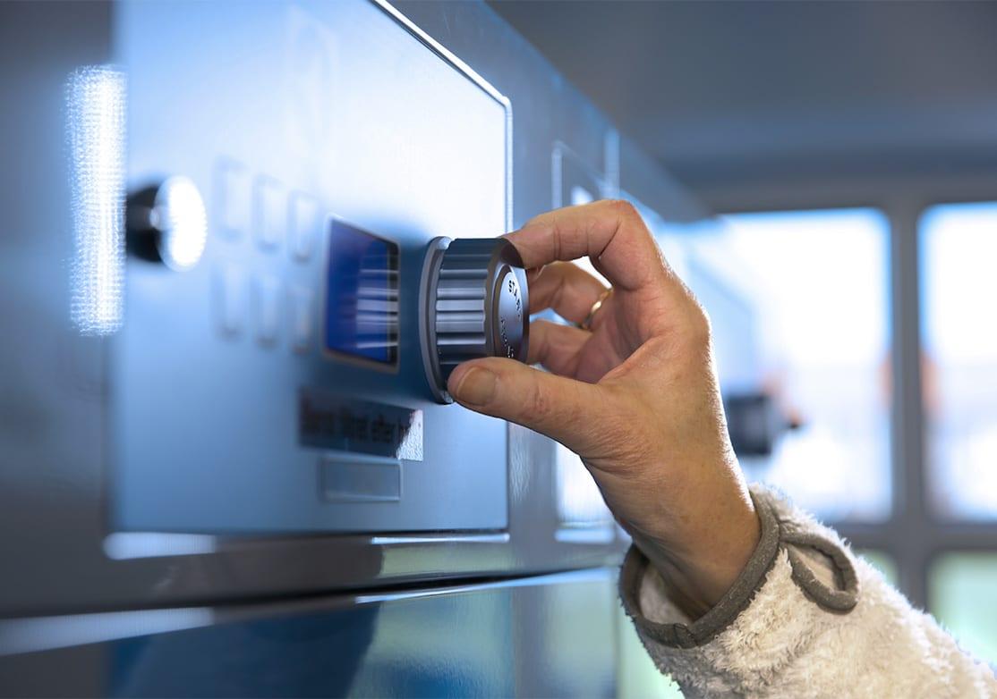 professionel vaskemaskine – brugervenlighed