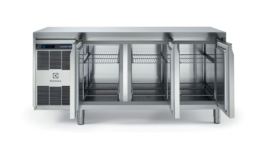 hygiejnisk design af køledisk