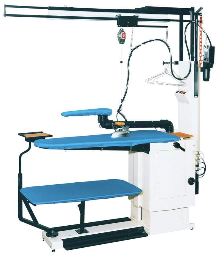Finish-udstyr til den store eller lille produktion