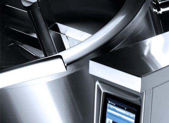 Storkøkken udstyr til central- og industrikøkkener