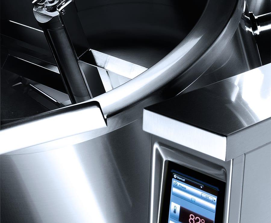 professionelt udstyr til central- og industrikøkkener