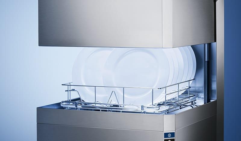 hætteopvaskemaskiner til professionelt køkken