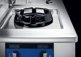 professionelt udstyr til storkøkkener