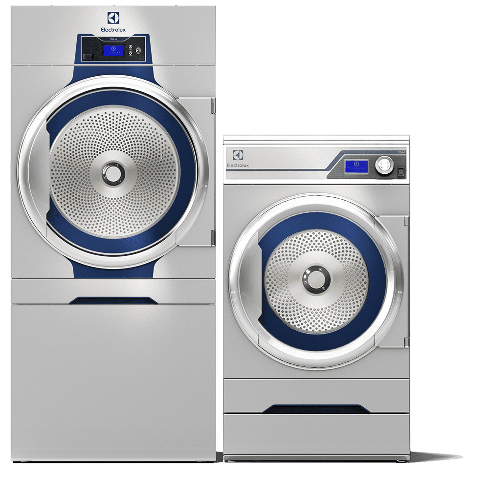 Ny intelligent Line 6000 varmepumpe tørretumbler