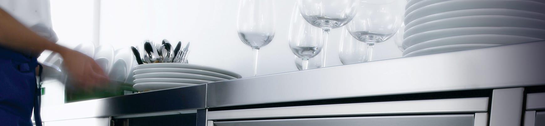 professionel opvaskemaskine