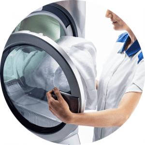 Effektiv og hurtig kondenstørretumbler