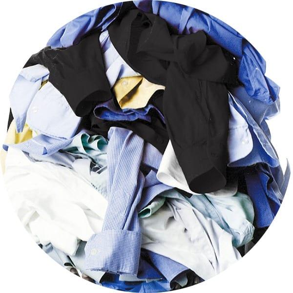Effektiv og hurtig vask af arbejdstøj