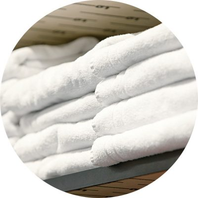 Effektiv og hurtig vask af håndklæder
