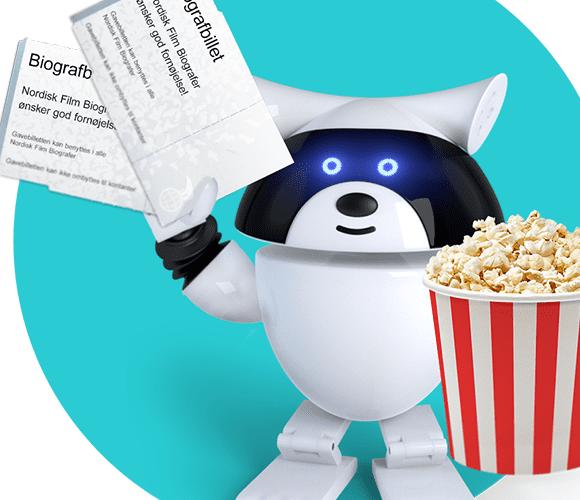 Tag myPRO-testen og vind biografbilletter