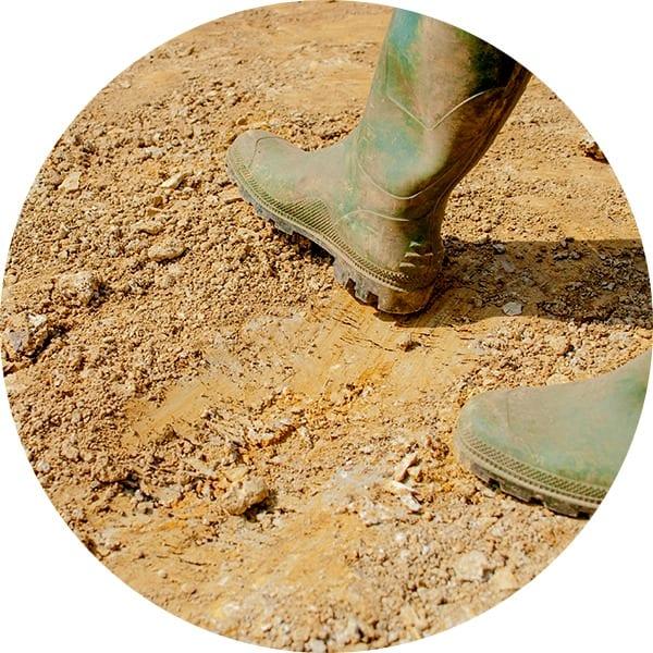 Undgå driftsstop på grund af grus i maskineriet