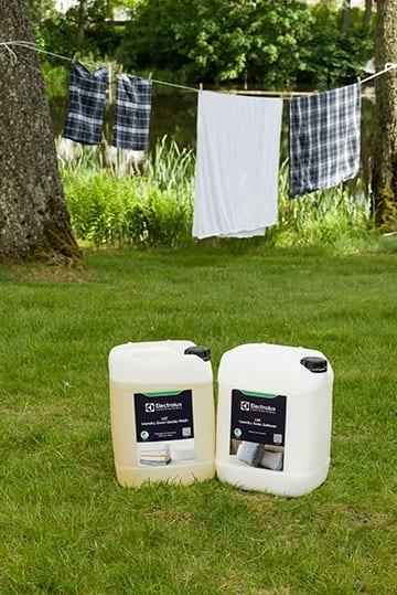Svanemærket vaskemiddel