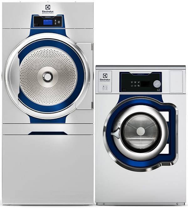 Line 6000 vaskeløsning til ejer- og andelsboligforeninger med Compass Pro