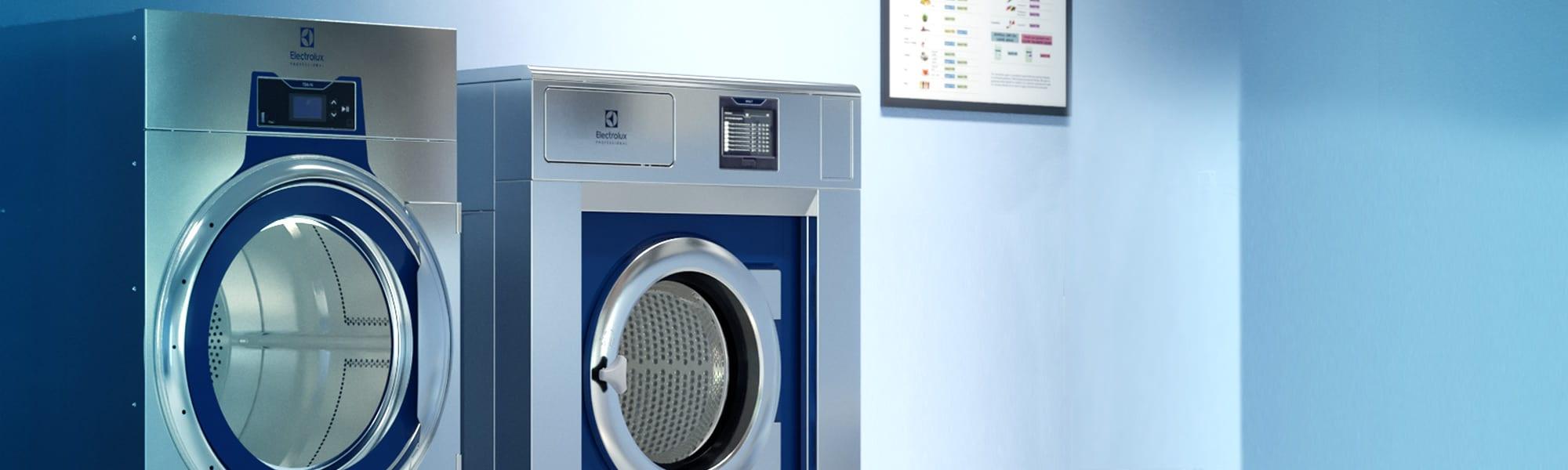 Line 6000 vaskeløsning til ejer- og andelsboligforeninger