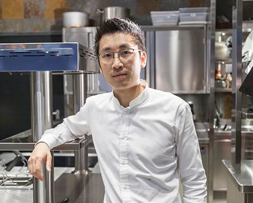 Claudio Liu Iyo restaurant