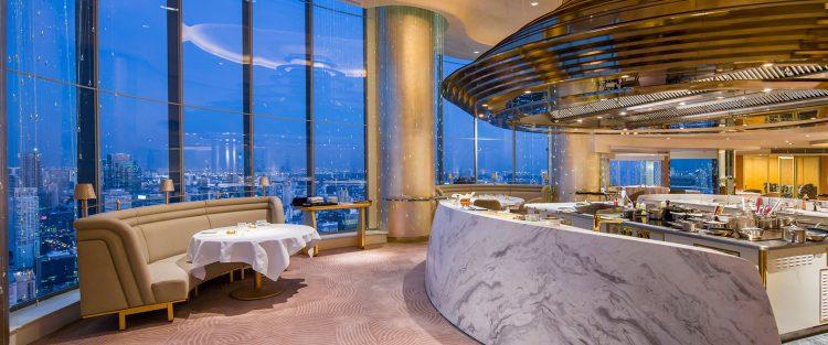 Molteni, Chef's Table, Lebua at State Tower, Bangkok