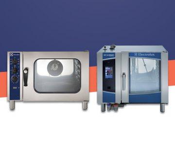 Oferta hornos Electrolux a precio especial. Cocinas profesionales Electrolux