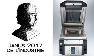 Premio Janus de l'industrie 2017. Cocinas profesionales Electrolux Professional