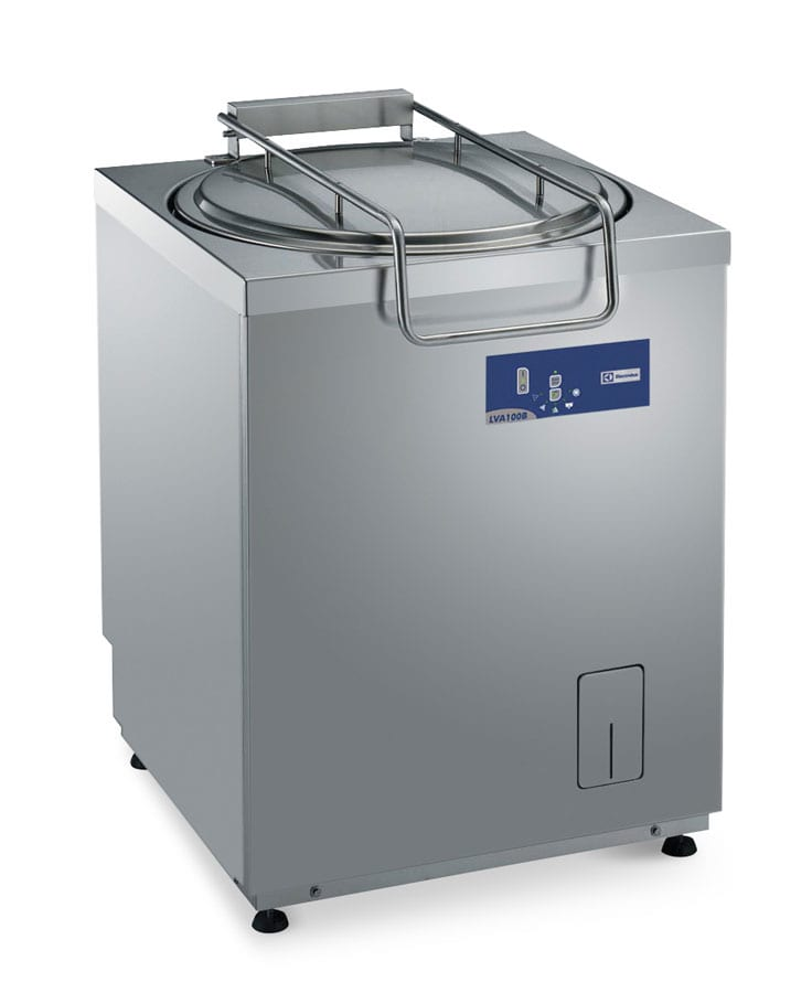 Vegetable washers and spin dryers
