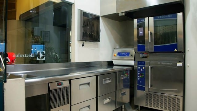 Yakitoro equipo de cocina Electrolux