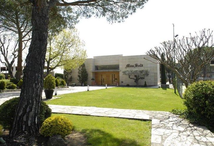 Hotel Mas Solà - Referencias Electrolux Professional