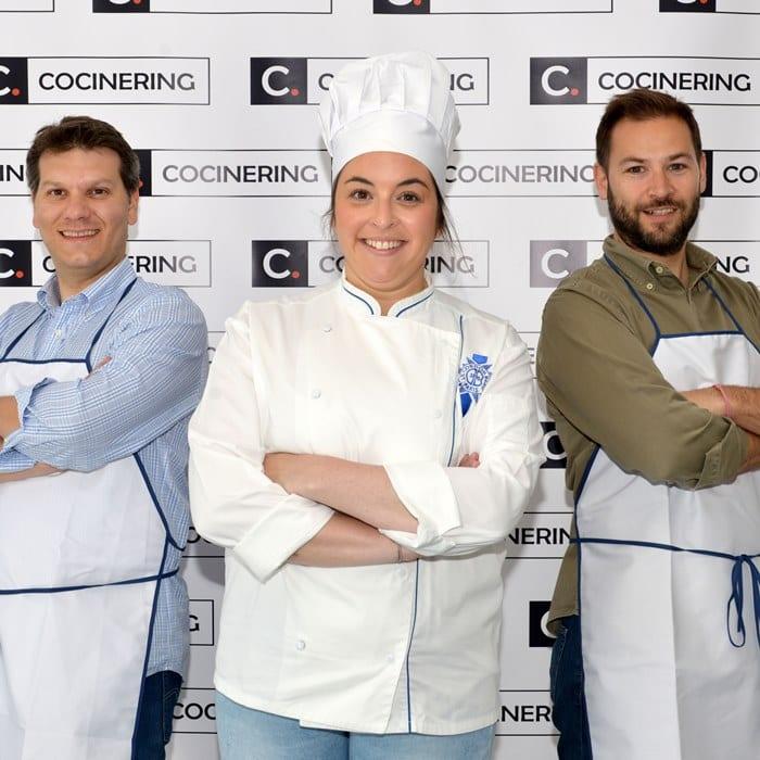 El equipo de Cocinering. Cocinas profesionales Electrolux