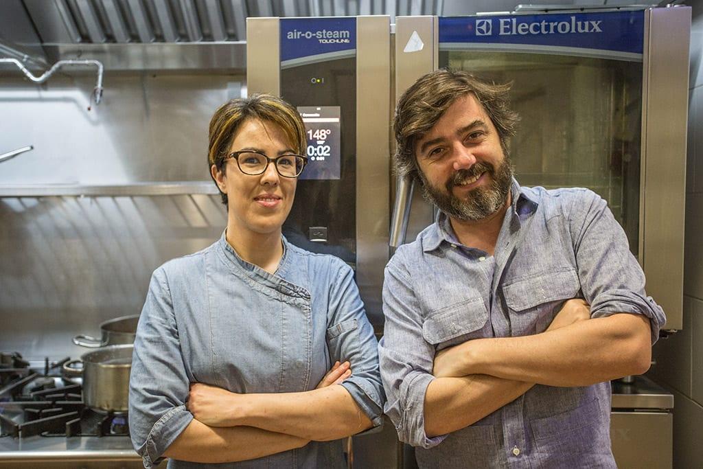 Mama Campo chef - Electrolux Professional