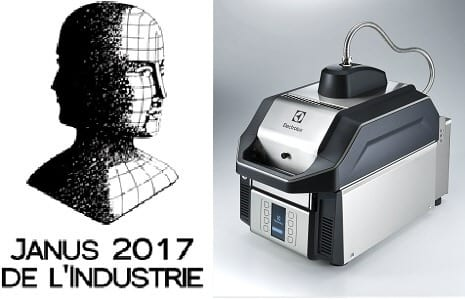 Speedelight Janus 2017. Cocinas profesionales Electrolux