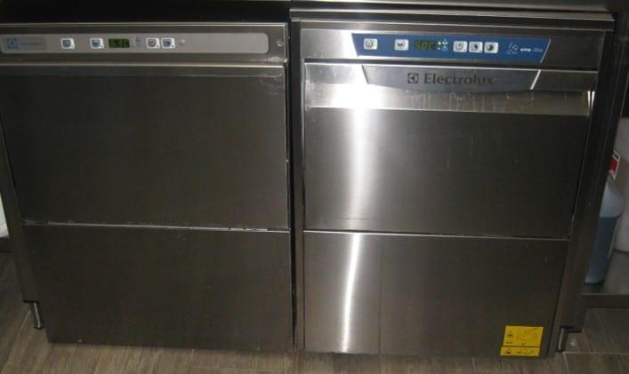 Bodega Juan Gil - lavavajillas Electrolux