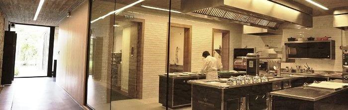 Bodegas Marqués de Murrieta - equipado con cocinas Electrolux Professional