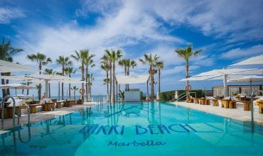 Nikki Beach Marbella - equipado con Electrolux Professional