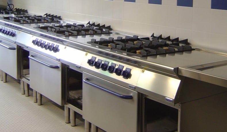 Le Cordon Bleu Madrid - Referencias Electrolux Professional