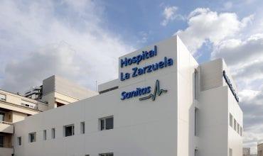Hospital La Zarzuela de Madrid - Referencias Electrolux Professional