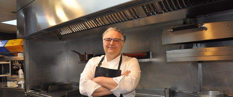 Pere Arpa, propietario y chef de Ca l'Arpa - Referencias Electrolux Professional