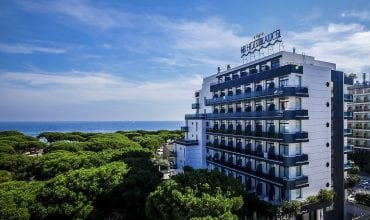 Hotel Blaucel Blanes - Referencias Electrolux Professional
