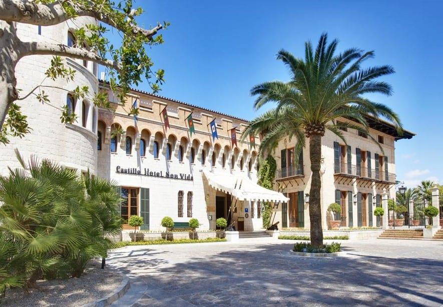 Hotel Son Vida Mallorca - referencias Electrolux Professional