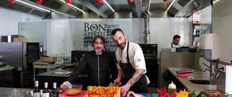 Restaurante Tony García, Almería. Referencias Electrolux Professional