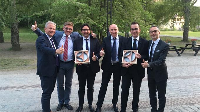 Premios Electrolux