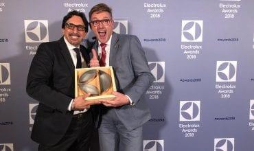 Premios Electrolux 2018