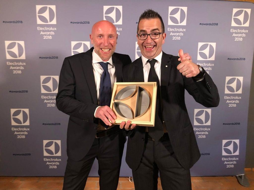 Premio Alberto Pezutto por SpeeDelight