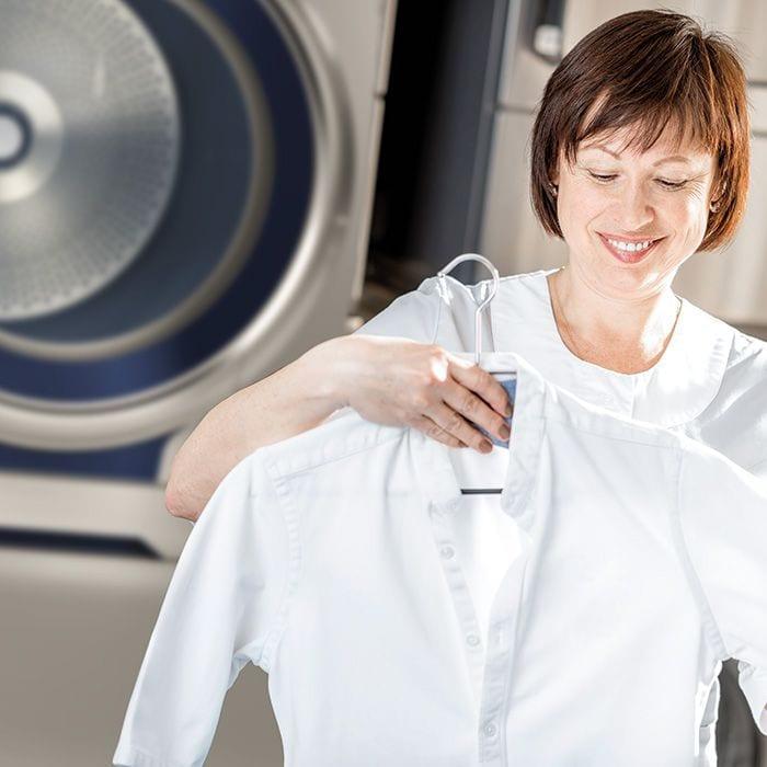 Nuevas secadoras Linea 6000 - Ergonomia certificada
