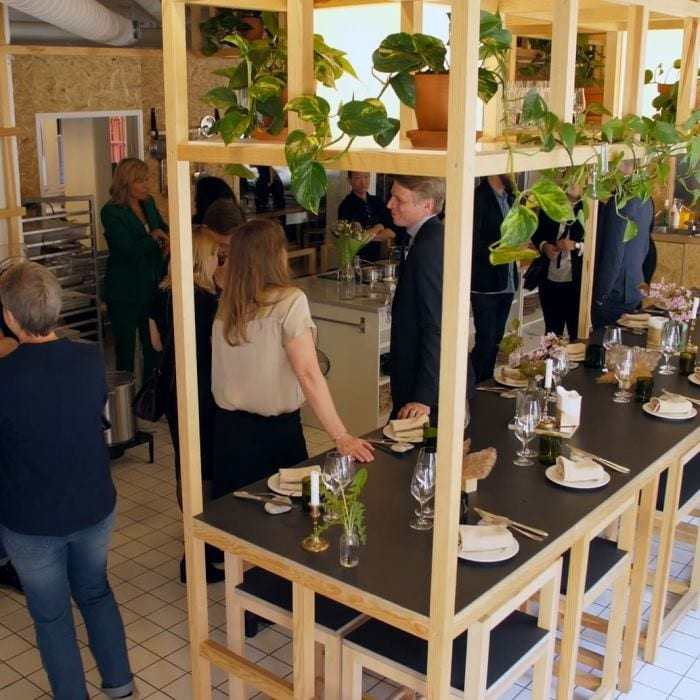 Restaurante Retaste en Suecia. Nuestros clientes