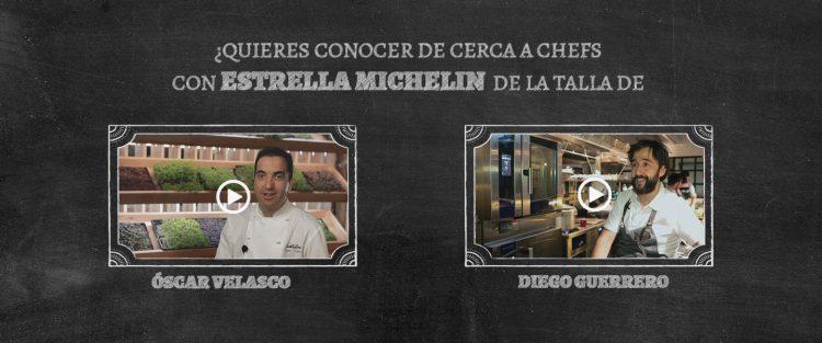 Top Chefs - recetas por los mejores chefs con Estrella Michelin by Electrolux Professional