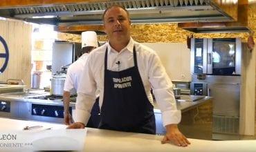 Ángel León presenta sus recetas para Electrolux