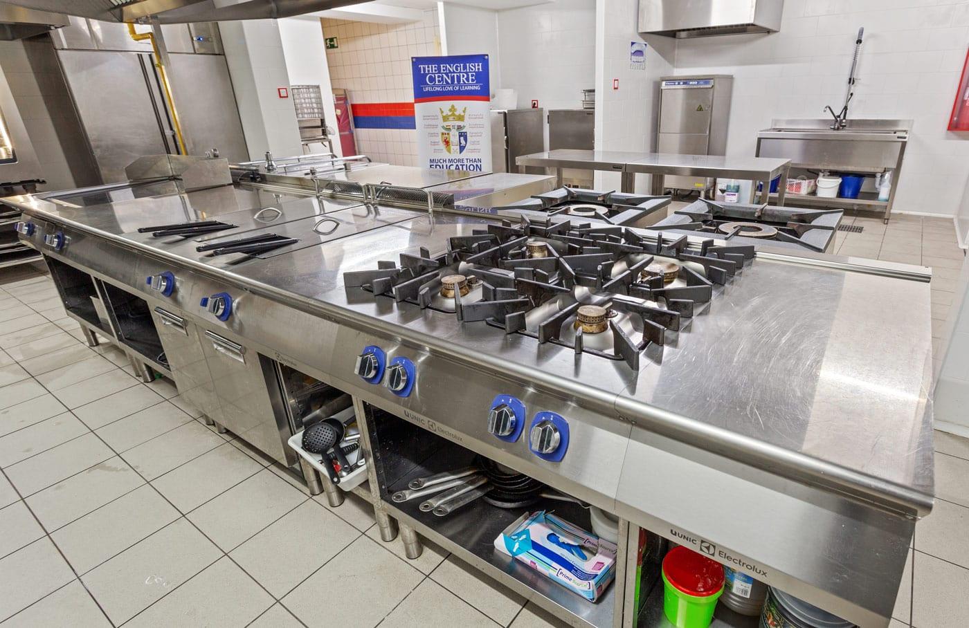 Bloque de cocina Electrolux - El Centro Inglés