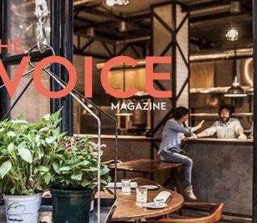 the voice magazine 2 - 2018